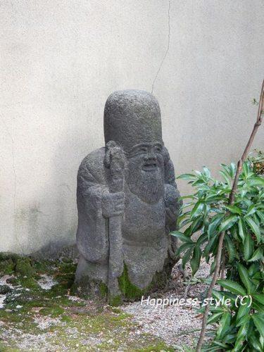 京都大神宮・寿老人像