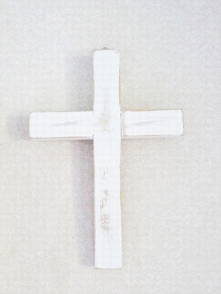 白い十字架