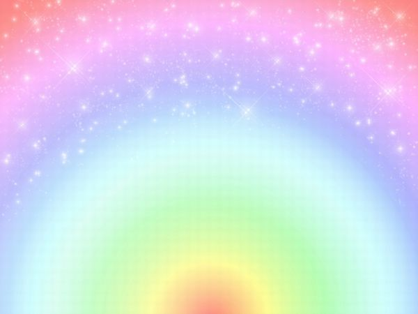 7色の開運をイメージする画像