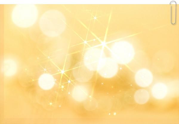 キラキラ光る開運イメージの画像