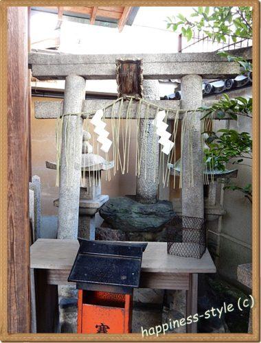 京都えびす神社内の摂社・末社(名は不明)